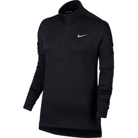 Nike Therma Sphere Element - T-shirt manches longues running Femme - noir